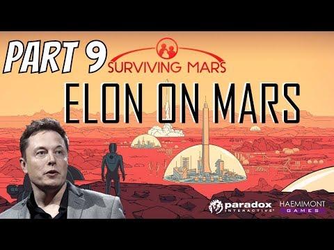 Surviving Mars - Part 9 - The Earthsickness
