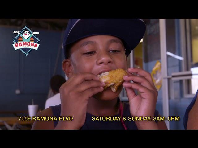 RAMONA FLEA MARKET Freddie Donut