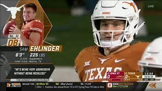 2018 - Game 11 - #15 Texas vs. #16 Iowa State