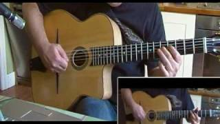 Dr. Who Theme Music - Gypsy Jazz guitar