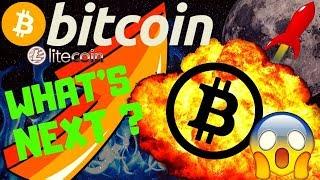 🔥BITCOIN WHAT'S NEXT??🔥bitcoin litecoin price prediction, analysis, news, trading