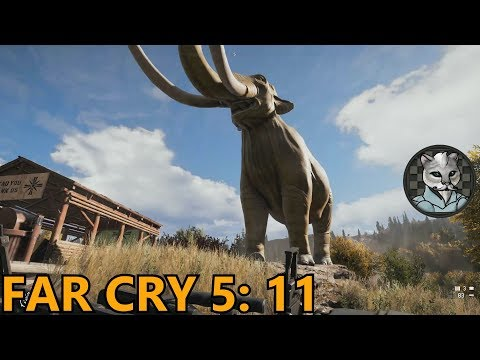 Far Cry 5: Let's Play 11 - Dr. Charles Lindsey