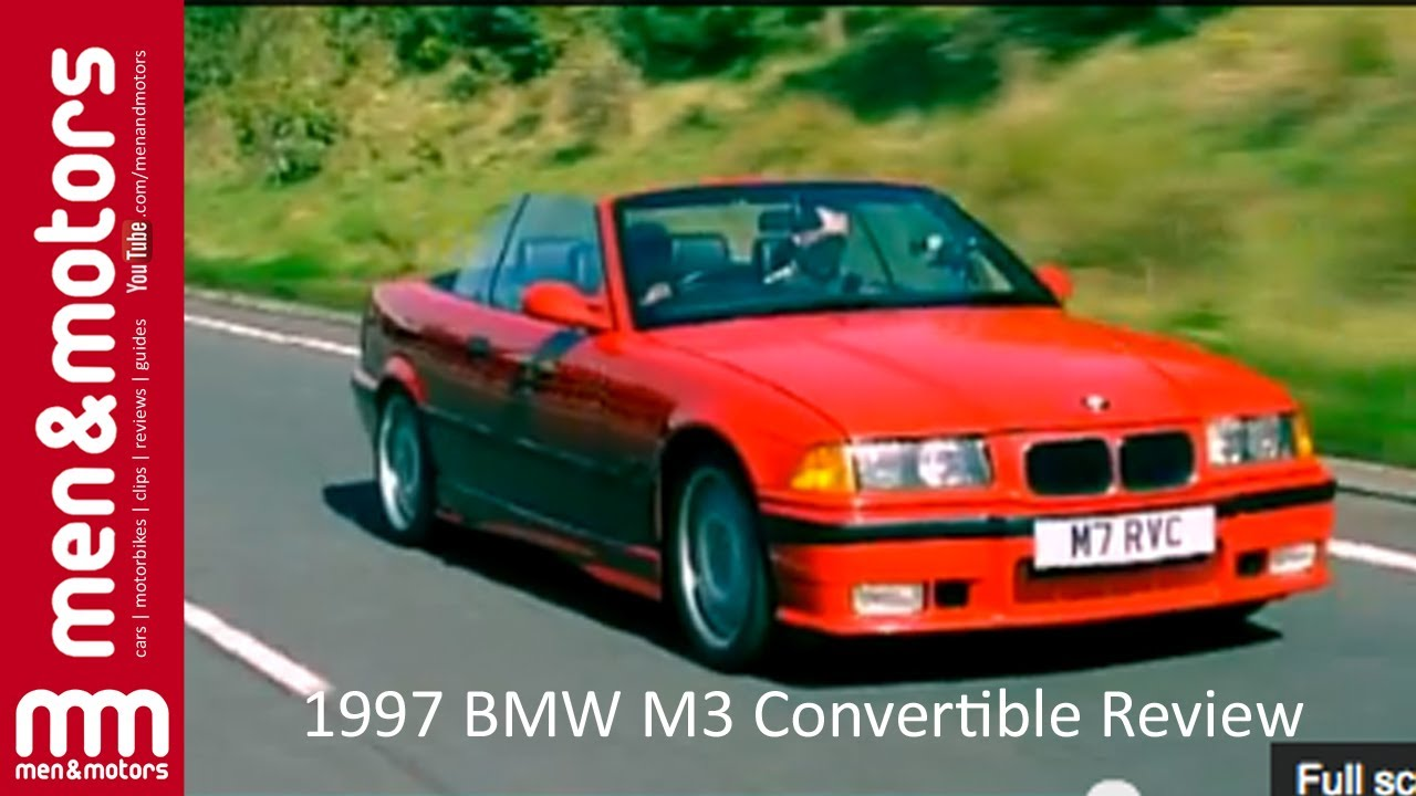 1997 Bmw M3 Convertible Review