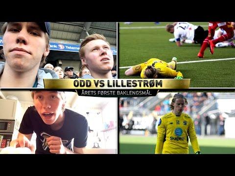 ODD MOT LILLESTRØM TIPPELIGAVLOG!! NULLEN SPREKKER!!