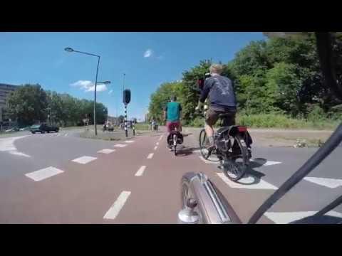 Biking the Netherlands