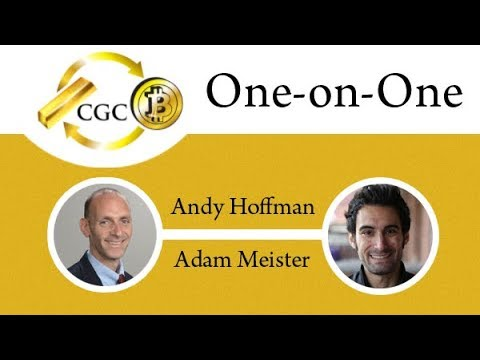 One-on-One w/Andy Hoffman - Episode 17 - CRYPTO-DIVIDEND SPECIAL w/Adam Meister