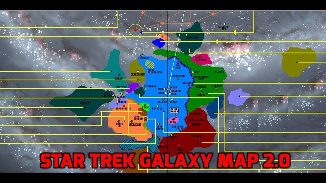 Star Trek Galaxymap 2 0 Updated Png Instead Of Jpg For Better