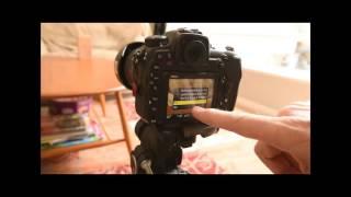 Nikon D500 AF Calibration tutorial