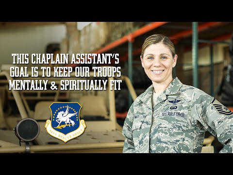 Chaplain Assistant: MSgt Omo
