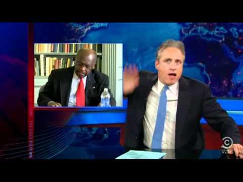 The.Daily.Show.2011.11.15. Jon Stewart Loves Herman Cain