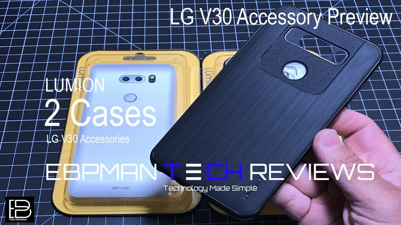 best sneakers 5f036 7575f Best LG V30 Cases from Lumion