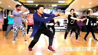 Bank Alert - P. Square - STUDIO ONE FITNESS Official Choreography By ANSHU TIWARI