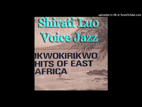 Shirati Jazz: Ikwokirikwo Hits of East Africa Vinyl (1972: Benga!!!)