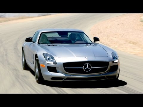 The One With The 2013 Mercedes-Benz SLS AMG GT! - World