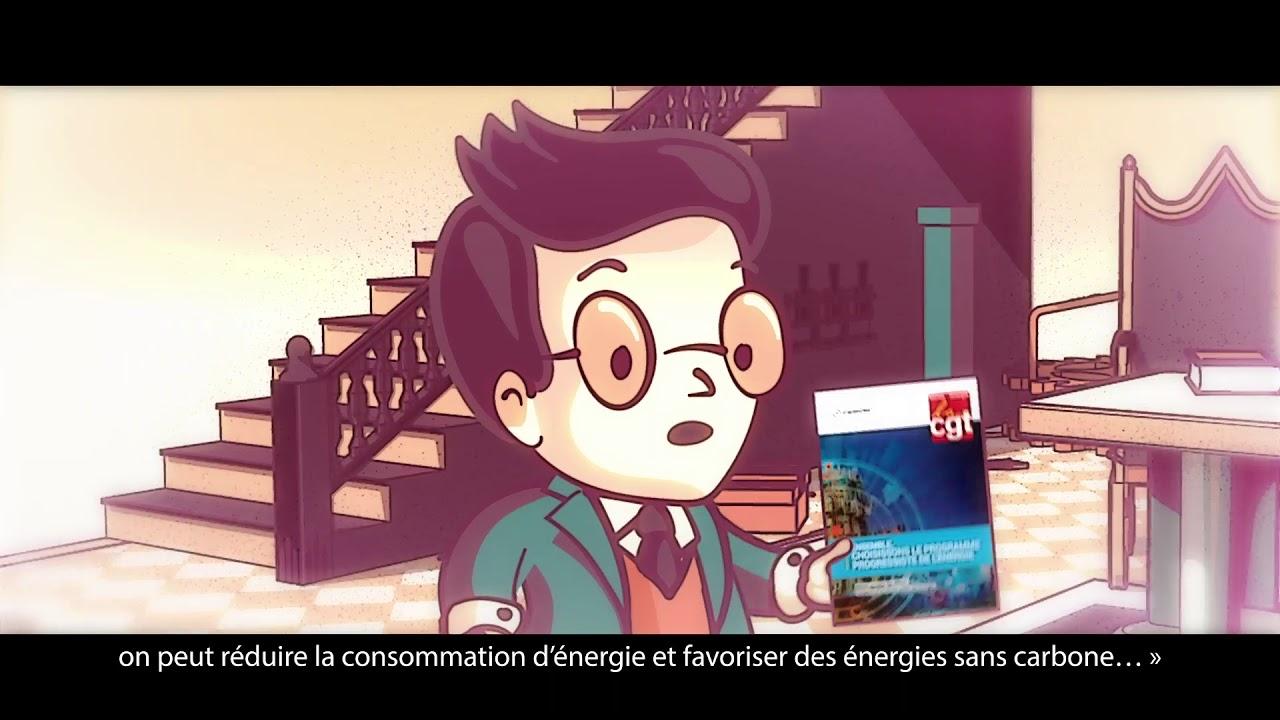 Le Service Public du Programme Progressiste de l'Energie de la FNME CGT  (PPE)