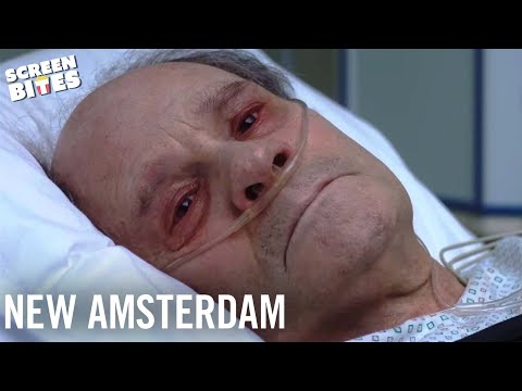 This Emotional Moment Brings Dr. Kapoor To Tears   New Amsterdam   SceneScreen