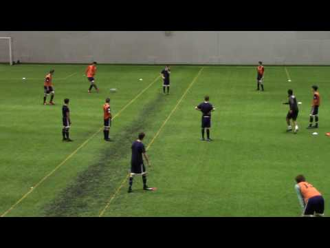 Whitecaps NS Academy Tech/Tact Block - Switching the Play - Led by Mike Ayyash