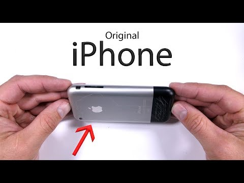Thumbnail: Original iPhone Durability Test! - Scratch and Bend Tested