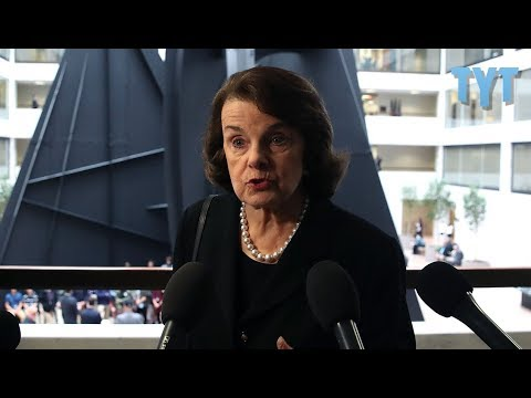 BREAKING: Dianne Feinstein To Run For Reelection