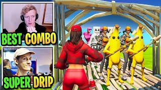 Streamers Host EPIC Skin & Emote Contest in Fortnite