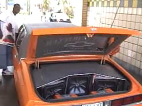 Bel Air Car >> Clean Box Chevy ( Caprice ) Airbags Pop Trunk L7 15s - YouTube