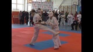 Крымские каратисты завоевали очередные медали