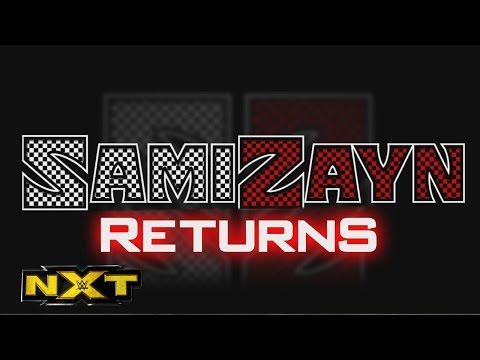 Sami Zayn Is Returning To NXT: WWE NXT, Nov. 25, 2015