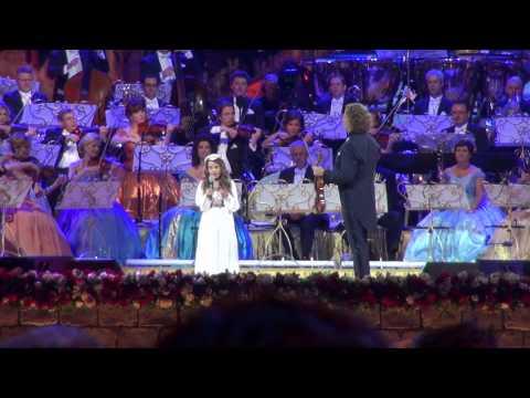 """Amira, André Rieu & his JSO - """"O Mio Babbino Caro"""" (Vrijthof 11-7-2014)"""