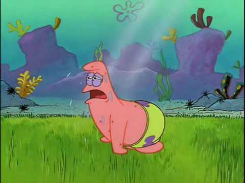 Patrick Coughing  For 63 Minutes Straight