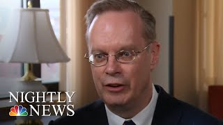 Syracuse University Suspends Fraternity After 'Extremely Racist' Video Surfaces | NBC Nightly News