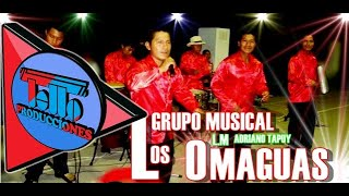 LOS OMAGUAS (Chiknishka Wasi) 2015 AUDIO OFICIAL