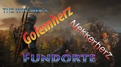 THE WITCHER 3 GOLEMHERZ FARMLOCATIONS PATCH 1.08