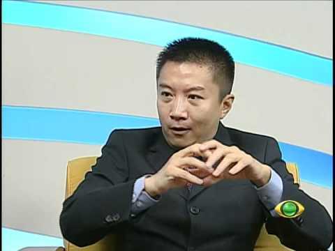 Entrevista com Tang Wei - Dia Dia Rural - 02/03/2011
