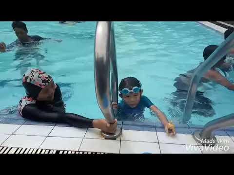 Rinjani Sunday swiming