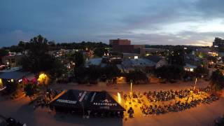 Bikes Blues & BBQ 2016 Live from the Legacy Building