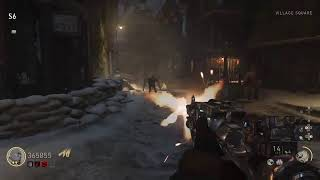 Ww2 zombies high round attempt