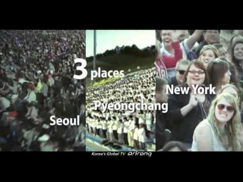 The dream of Pyeongchang [Arirang TV]