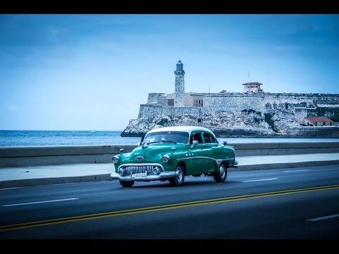 El Malecon de La Habana, Mi Viaje a Cuba 2014