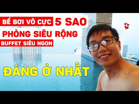Khách sạn Virgo Nha Trang 5 sao đẹp tuyệt, buffet siêu ngon   Khách sạn Nha Trang #11