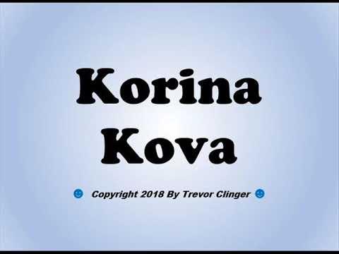 Korina Kova naked 564