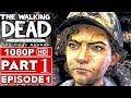 THE WALKING DEAD Season 4 EPISODE 1 Gameplay Walkthrough Part 1 - No Commentary