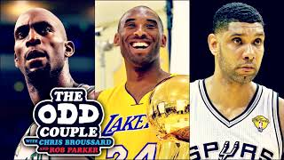 Chris Broussard & Rob Parker - Kobe Bryant OR Tim Duncan Had The Better Career?
