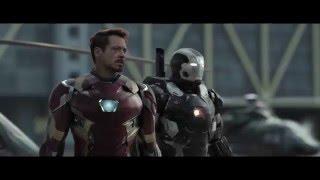 Первый Мститель - Противостояние - Трейлер фильма (2016) (HD)