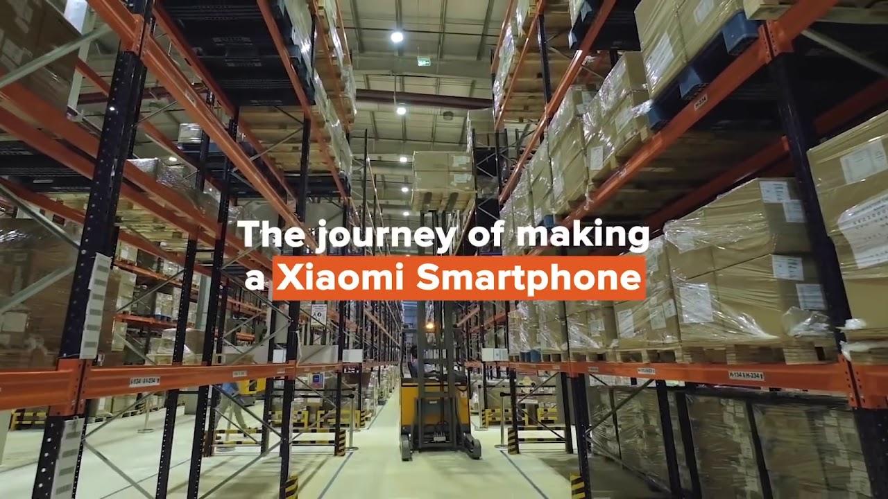Asi es la fábrica de los Calidad-Precio de Xiaomi