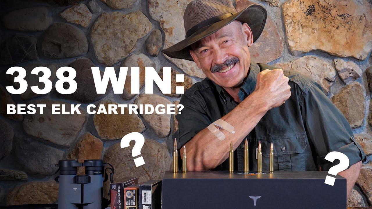 338 Winchester Magnum: Best Elk Cartridge?