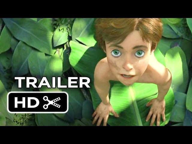 Tarzan 3D Official Full-Length Trailer (2013) - Kellan Lutz Movie HD Travel Video