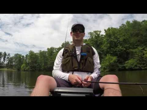 BMJ FISHING: Bear Creek Lake State Park - 7/15/16