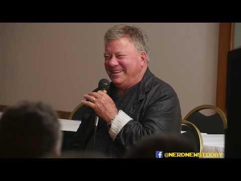 William Shatner Panel - Big Apple Comic Con 2019