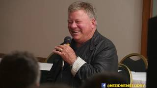 """Check out the full panel from big apple comic con 2019 with captain kirk original """"star trek"""" himself, william shatner! some things discussed includ..."""