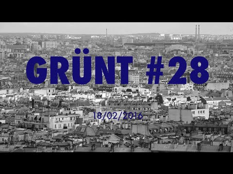 Grünt #28 Feat. Jazzy Bazz x ( Spri Noir, Alpha Wann, Deen Burbigo, Espiiem, Aladin, Kohndo....)